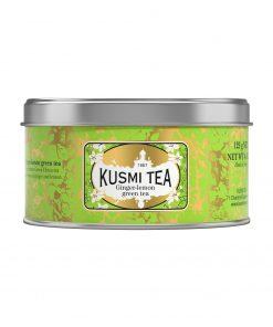 Kusmi Tea Grüner Tee Ingwer Zitrone