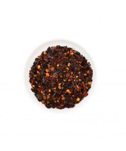Wurzelsepp Chilis Chipottle Jalapeno rot geräuchert und geschnitten lose