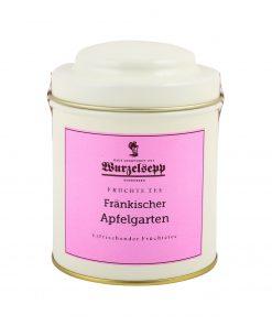 Wurzelsepp Fruechte Tee Fraenkischer Apfelgarten Dose