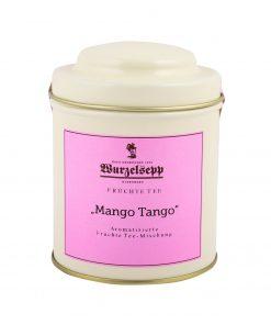 Wurzelsepp Fruechte Tee Mango Tango Dose