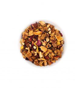 Wurzelsepp Fruechte Tee Wild Orange Lose