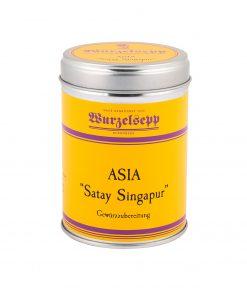 Wurzelsepp Gewuerz Asia Satay Singapur Dose