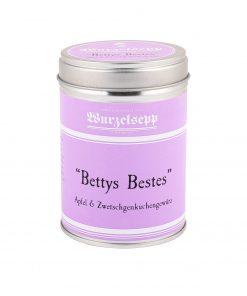 Wurzelsepp Gewuerz Bettys Bestes Apfel-& -Zwetschgenkuchengewuerz Dose