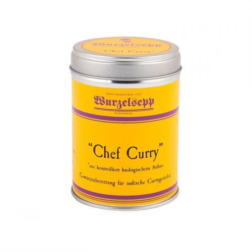 Wurzelsepp Gewuerz Chef Curry Dose