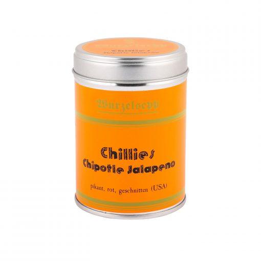Wurzelsepp Gewuerz Chillies Chipotle Jalapeno Dose