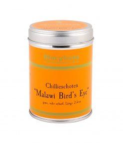 Wurzelsepp Gewuerz Chillieschoten Malawi Birds Eye Ganz Sehr Scharf Dose