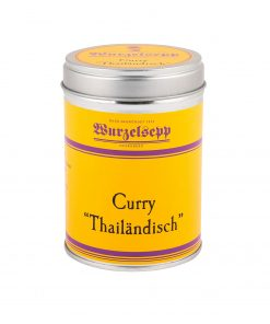 Wurzelsepp Gewuerz Curry Thailaendisch Dose