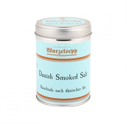 Wurzelsepp Gewuerz Danish Smoked Salz Rauchsalz Dose