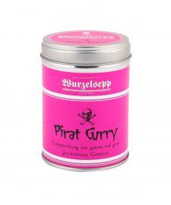Wurzelsepp Gewuerz Pirat Curry Dose