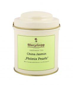 Wurzelsepp Gruener Tee China Jasmin Phoenix Pearls Dose