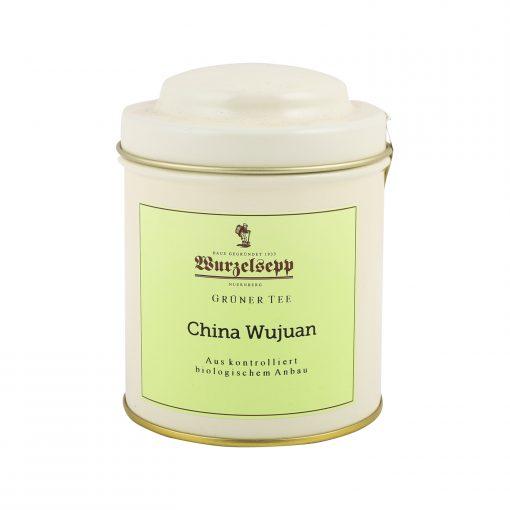 Wurzelsepp Gruener Tee China Wujuan Dose