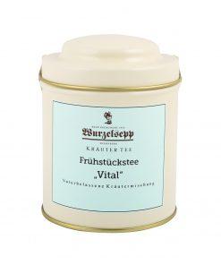 Wurzelsepp Kräuter Tee Fruehtstueckstee Vital Dose