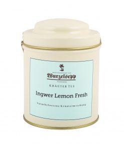 Wurzelsepp Kräuter Tee Ingwer Lemon Fresh Dose
