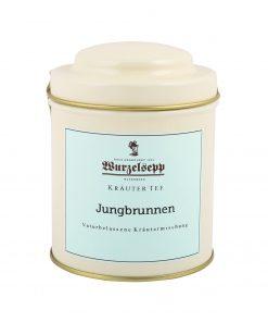 Wurzelsepp Krauter Tee Jungbrunnen Dose