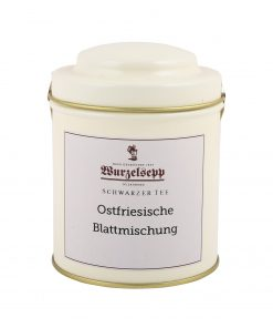 Wurzelsepp Schwarzer Tee Ostfriesische Blattmischung Dose