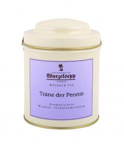 Wurzelsepp Weisser Tee Traene Der Peonie Dose