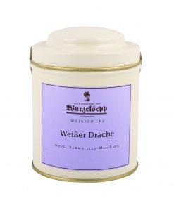 Wurzelsepp Weisser Tee Weisser Drache Dose