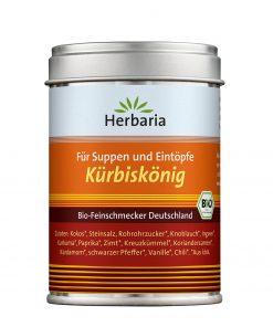 Herbaria Kürbiskönig Dose Wurzelsepp