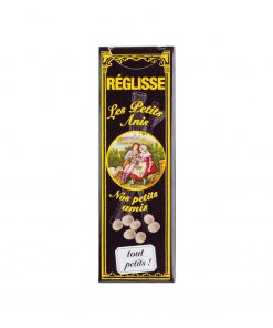 Les Anis de Flavigny Lakritzdragees Wurzelsepp v5191 015 14