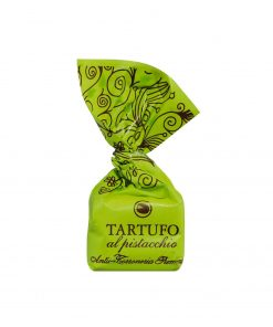 Tartufi dolci al pistacchio Packung Wurzelsepp v6870 026 14