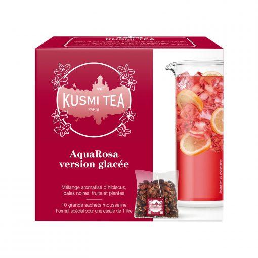 Kusmi Tea Aqua Rosa Wurzelsepp 1