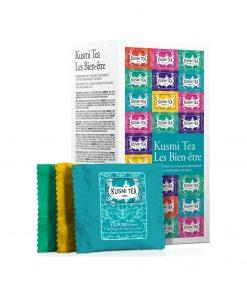 Kusmi Tea Die Wellness-Tees Wurzelsepp1