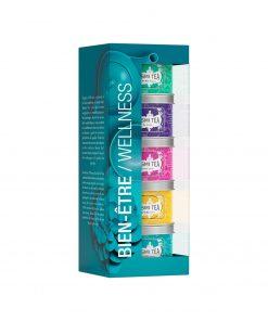 Kusmi Tea Wellness Tees Geschenkset Wurzelsepp 3