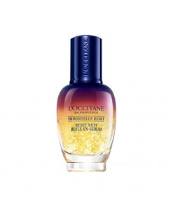 L'OCCITANE Immortelle Overnight Reset-Öl-In-Serum Wurzelsepp