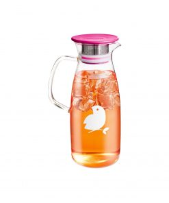 Lov Organic Lovely Carafe pink Wurzelsepp CAREFBAIGM_LOVELY_CARAFE_1,5L