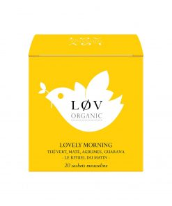 Lov Organic Lovely Morning Wurzelsepp LOVMO20S FR