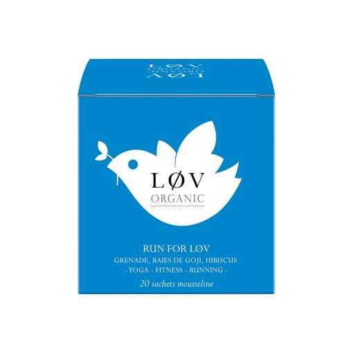 Lov Organic Run For Lov Wurzelsepp LOVRU20S FR