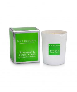 Max Benjamin Classic Collection Bergamot & Ylang Ylang Candle and Box Wurzelsepp