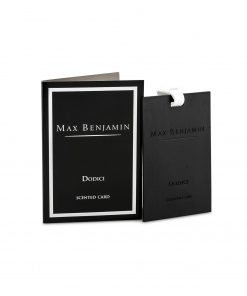 Max Benjamin Classic Collection Dodici Scented Card wurzelsepp