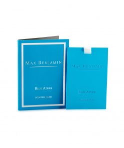 Max Benjamin Classic Collection Blue Azure Scented Card wurzelsepp