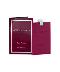 Max Benjamin Classic Collection Pink Pepper Card wurzelsepp