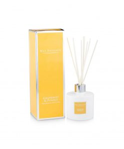 Max Benjamin Classic Collection Grapefruit & Pomelo Diffuser with box wurzelsepp