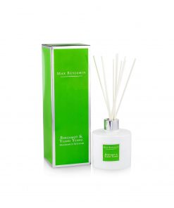 Max Benjamin Classic Collection Bergamot Ylang Ylang Diffuser and Box wurzelsepp