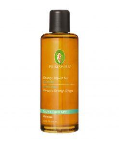 Primavera Aroma Sauna Orange Ingwer bio 100 ml Wurzelsepp 75203
