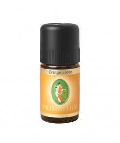 Primavera Duftmischung Orange in Love 5ml Wurzelsepp 12611