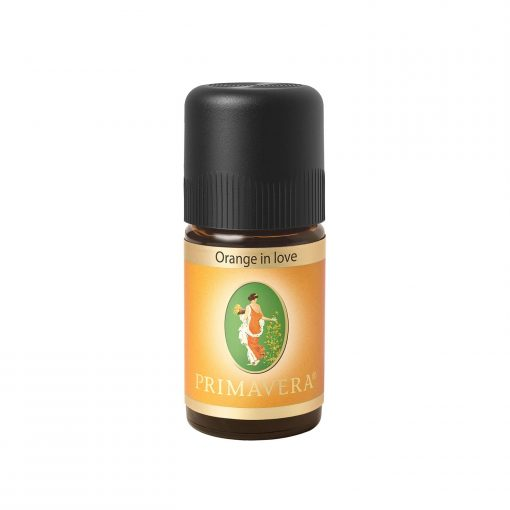 Primavera Duftmischung Orange in Love 5ml Wurzelsepp 12611