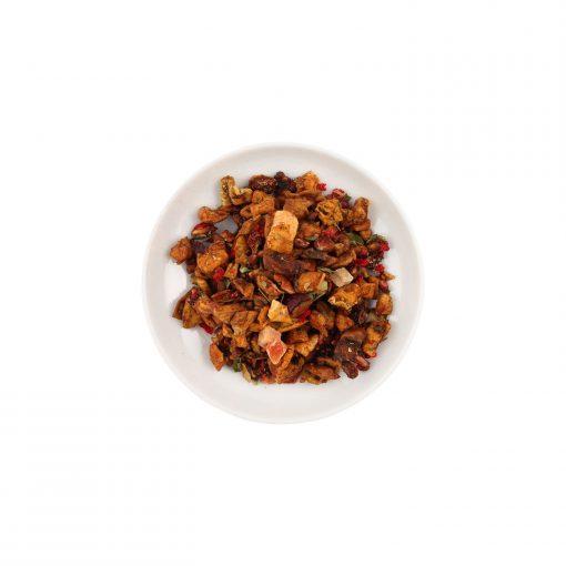 Wurzelsepp Früchtetee Apfeltraum Moringa Granatapfel Himbeere Lose