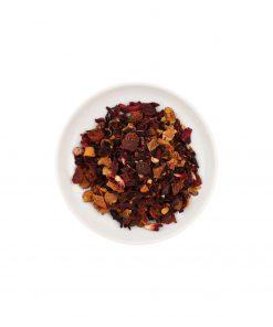 Wurzelsepp Fruechte Tee Nuernberger Weihnachtspunsch Lose