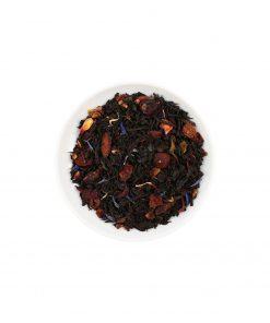Wurzelsepp Schwarzer Tee Granatapfel Himbeer Lose