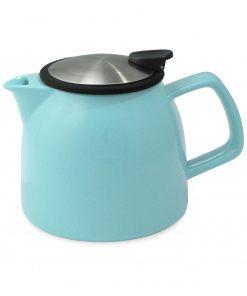 FORLIFE Théière Bell 0,70L turquoise avec filtre 544TRQ
