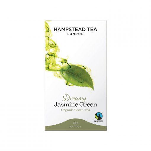 Hampstead Tea Dreamy Jasmine Green Tea Wurzelsepp 7253