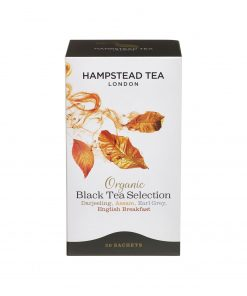 Hampstead Tea Organic Black Tea Selection Wurzelsepp 7247