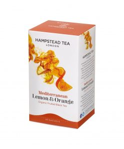 Hampstead Tea Organic Darjeeling Lemon & Orange Wurzelsepp 7246