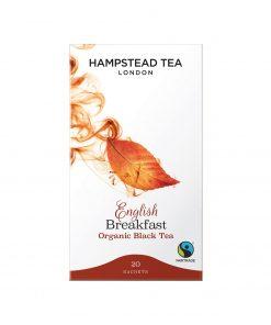 Hampstead Tea Organic English Breakfast Wurzelsepp 7257