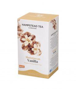 Hampstead Tea Schwarzer Tee Madagascan Vanilla Wurzelsepp 7244