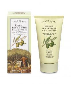 L'ERBOLARIO Hand- & Nagelcreme Olive Wurzelsepp